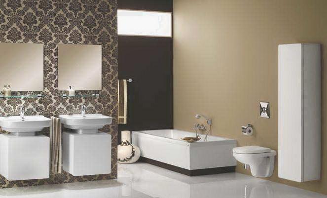 Badkamer in huis en tuin - Huidige badkamer ...