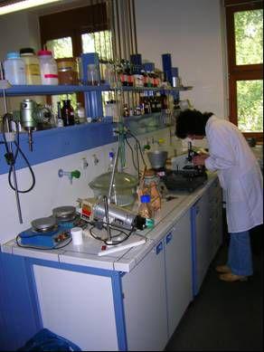 onderzoek in laboratorium voor CGM® Medical Wellness