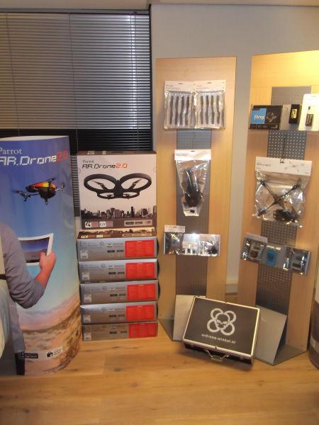 ar drone winkel