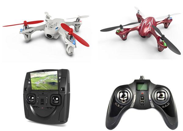 Micro Drones met cam